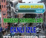 Rize Ardeşen Cumhuriyet Caddesi Canlı Mobese izle