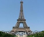 Paris Eiffel Tower live webcam
