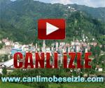 Kalkandere Girne Caddesi Canli izle Rize