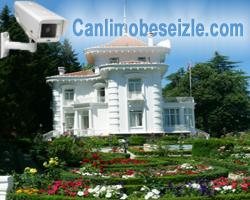 Trabzon Atatürk Köşkü canli kamera izle