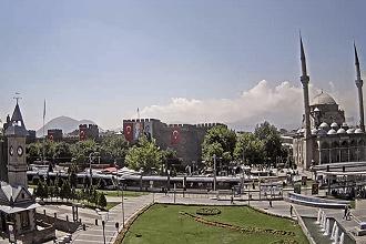 Kayseri Meydanı Canlı Mobese izle
