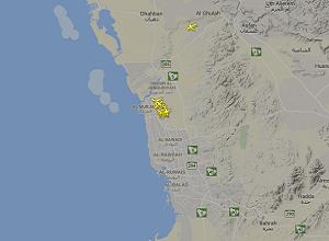 Mekke Cidde Havaalanı Canlı Uçuş Takip