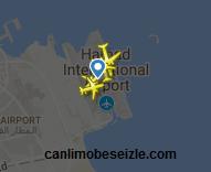 Doha Hamad Havalimanı Canlı Uçuş Uçak Takibi