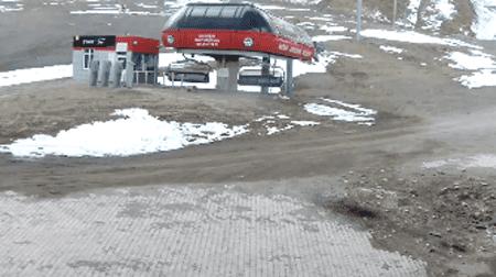 Kayseri Erciyes Dağı Hisarcık Divan canlı mobese izle
