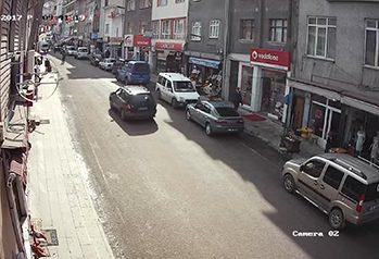 Artvin Şavşat Cumhuriyet Caddesi Mobese canlı izle