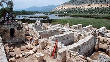 Demre Andriake Antik Kenti Sanal Tur İzle