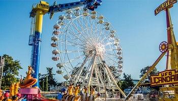 Manavgat Aktur Lunapark Sanal Tur İzle