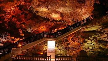 Alanya Damlataş Mağarası Sanal Tur İzle