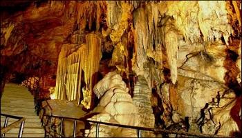 Alanya Dim Mağarası Sanal Tur İzle