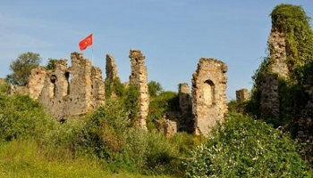 Alanya Mahmutlar Naula Antik Kenti Sanal Tur İzle