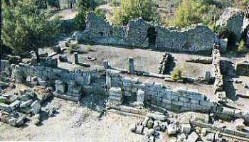 Kemer Phaselis Antik Kenti Sanal Tur İzle