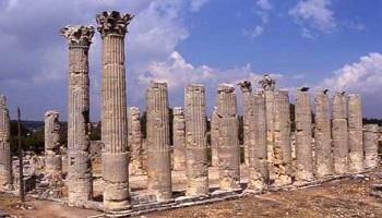 Silifke Zeus Tapınağı ve kilise Sanal Tur İzle