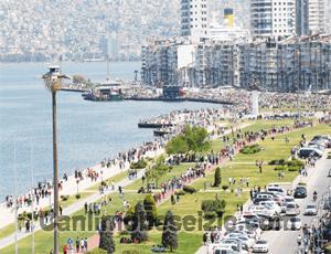 İzmir Kordon Canli mobese izle