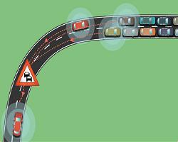 Alanya Adana Arası Trafik ve Yol Durumu,Yoğunluğu Haritası